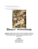 Shay's Rebellion & Growing Problems with Articles of Confe