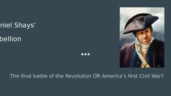Shays' Rebellion Powerpoint