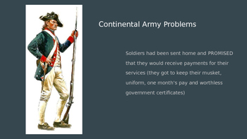 Shays' Rebellion Powerpoint