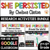 She Persisted by Hillary Clinton BUNDLE