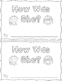 She Was Sight Word Books