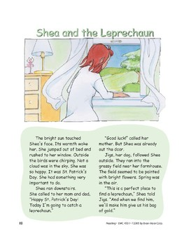 Shea and the Leprechaun