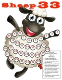 Sheep 33 - A 2-Player Game of Strategy to Practice Logical Reasoning