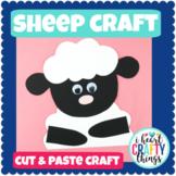 Sheep Animal Craft
