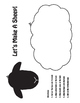 Sheep Craft, Lamb Craft, Mary Had A Little Lamb Craft Printable