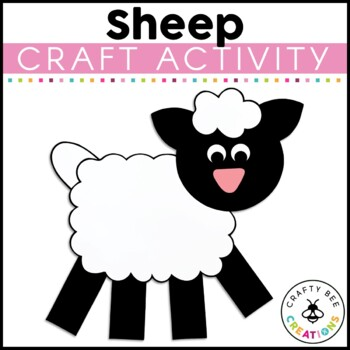 Sheep Cut and Paste