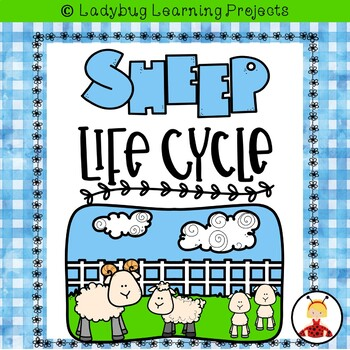 Sheep Life Cycle Mini-Mega Bundle {Ladybug Learning Projects}