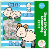 Sheep Life Cycle Sequencing Craft