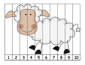 Sheep Number Puzzle