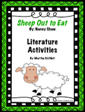 Sheep Out to Eat Literature Activities