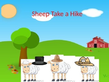 Sheep Take a Hike (Journeys Unit 4 Lesson 19)