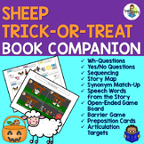 Sheep Trick or Treat: Book Companion