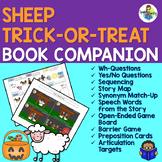 Sheep Trick or Treat: Book Companion