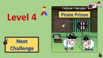 BUNDLE Sheep Vs. Penguins. English PowerPoint Vocabulary Games for CLOTHES