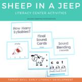 Literacy Center Activities - Farm Activities