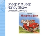 Sheep in a Jeep Discussion Questions