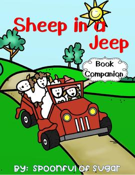 Sheep in a Jeep (Story Companion)