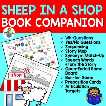 Sheep in a Shop: Book Companion