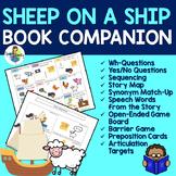 Sheep on a Ship: Book Companion