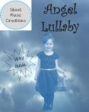 Sheet Music-Angel Lullaby-Bells Duet with WAV Guide