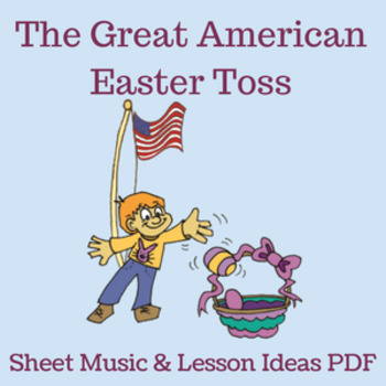 "Easter Music & Lesson Ideas PDF ""The Great American Easter"