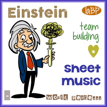 Sheet Music: Einstein