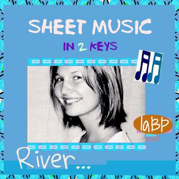Sheet Music: River folk friendship song