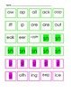 Sheets and Letter Tiles for Initial Consonant Blends sn, sl, sp, st, sn, sw, sk