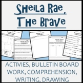 Sheila Rae The Brave Worksheet Activities