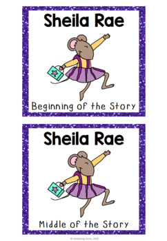 Sheila Rae, The Brave - Character Traits Game