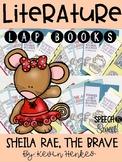 Sheila Rae, The Brave Literature Lap Book