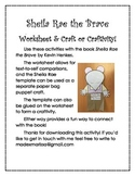 Sheila Rae the Brave Literacy Activity and Craft / Craftivity