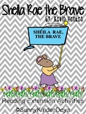 Sheila Rae the Brave Reading Activities