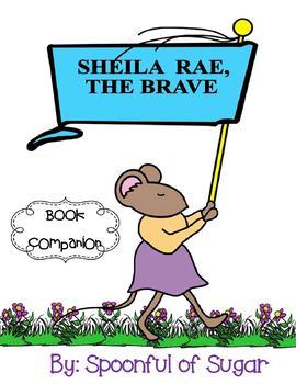 Sheila Rae the Brave (Story Companion)