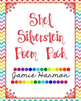 Shel Silverstein Poem Pack