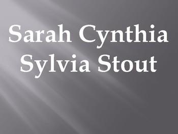 Readers Theatre: Shel Silverstein Poem Presentation Sarah Cynthia Silvia Stout
