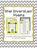 Shel Silverstein Poems FREEBIE!