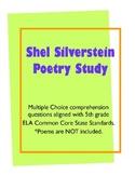 Shel Silverstein Poetry Study
