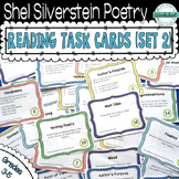 Shel Silverstein Poetry Task Cards (Set 2)