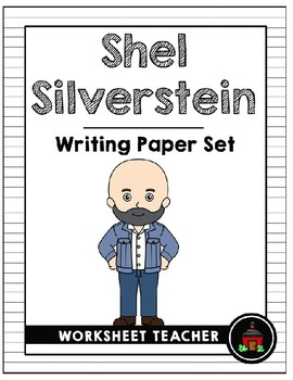 Shel Silverstein Writing Paper Set