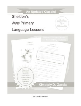 Sheldo's New Primary Language Lessons
