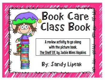 Shelf Elf Class Book