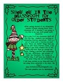 Shelf Elf Fraction Cards