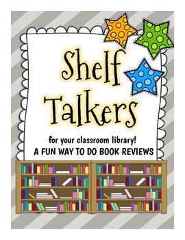 Shelf Talkers! Book Reviews