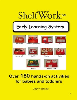 ShelfWork: Hands On Activities for Babies and Toddlers