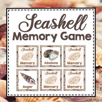 Ocean Unit Study: Shell Memory
