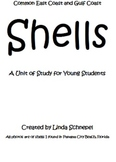 Shells Shells Shells Science and Language Arts Unit for Young Students