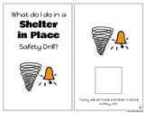 Shelter in Place Safety Drill Adaptive Book