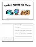 Shelters Around the World Booklet