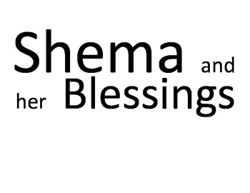 Shema and Her Blessings - Jewish Prayer Meaning